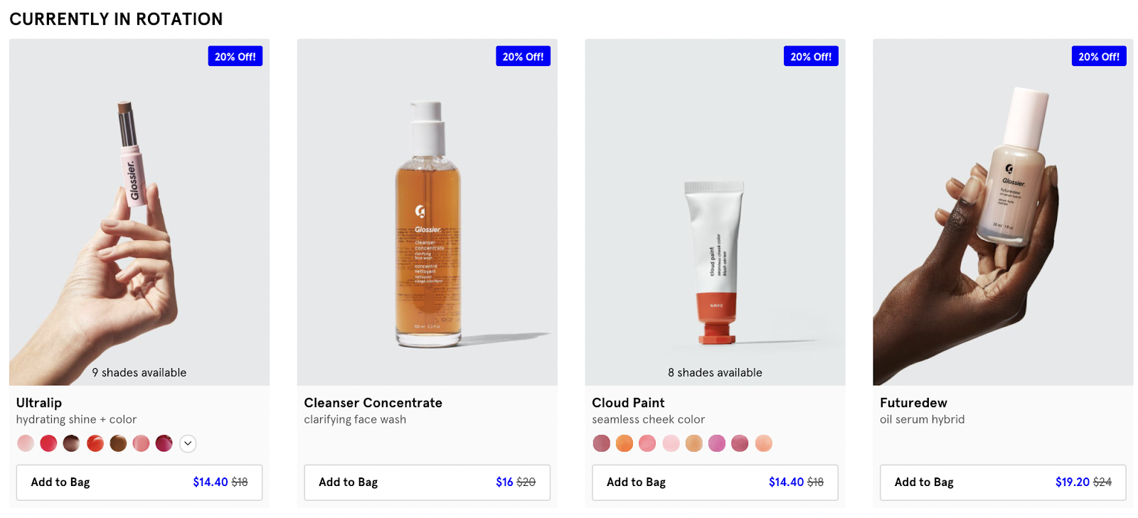 product discovery eCommerce smart merchandising