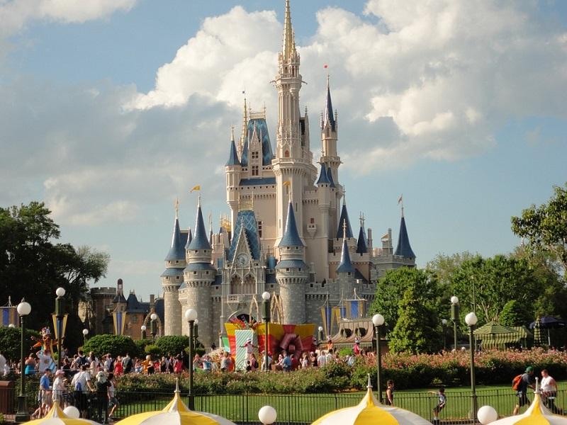 park rozrywki Disney World, Stany Zjednoczone