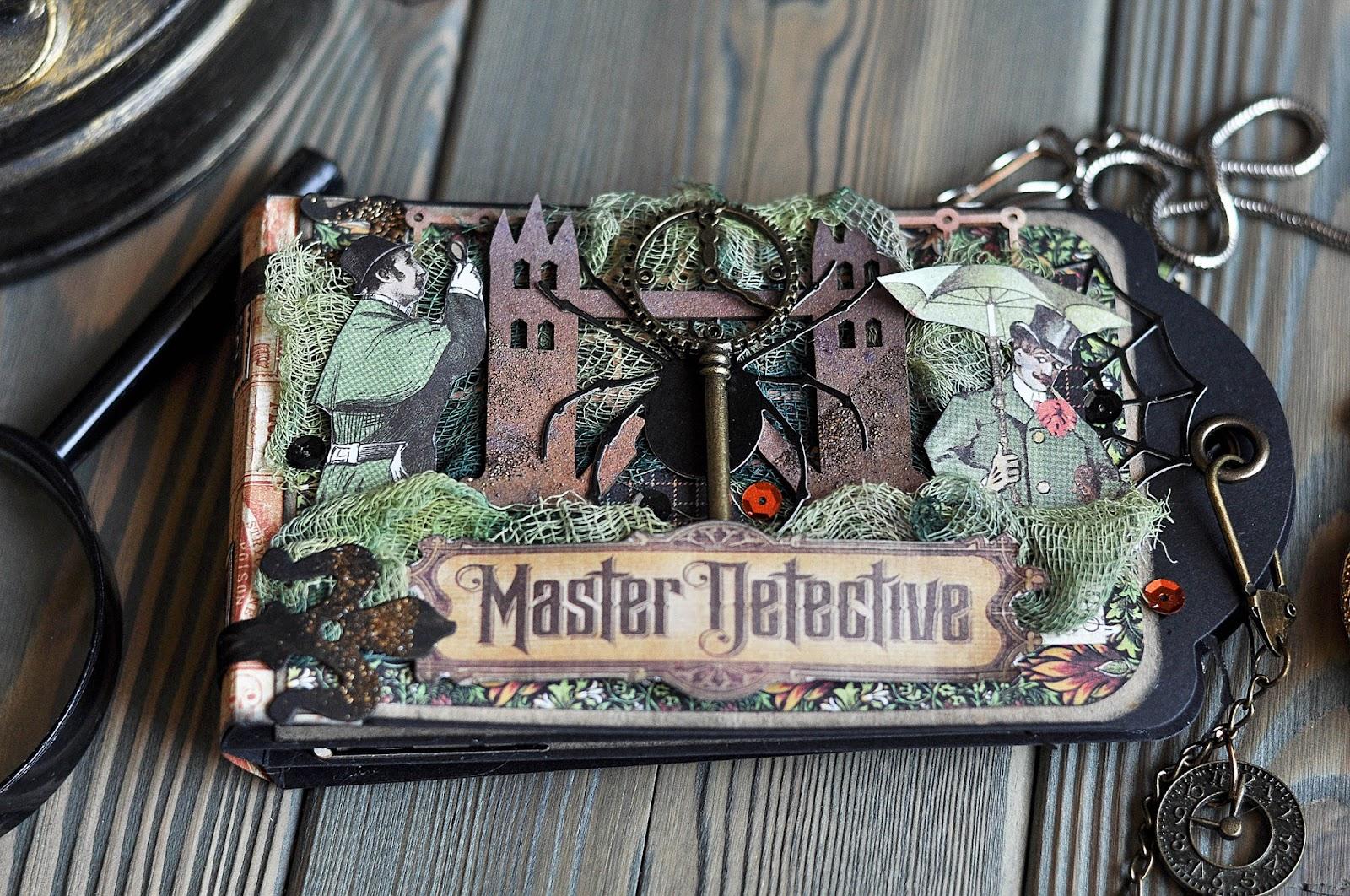 Album-Master Detective-product byGraphic 45- by Lena Astafeva-10.jpg