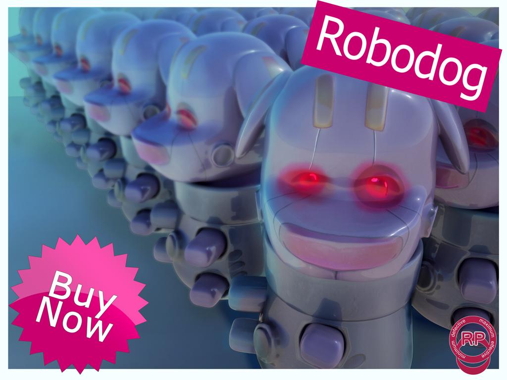 Реклама робопсаотRP Corporation