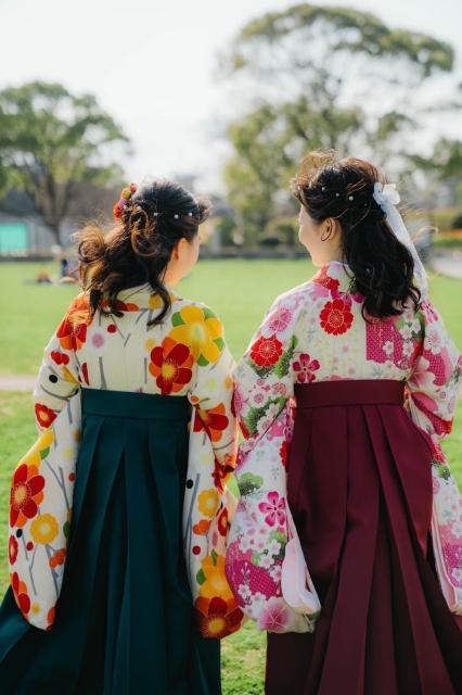 首都大学東京の卒業袴の友達紹介特典