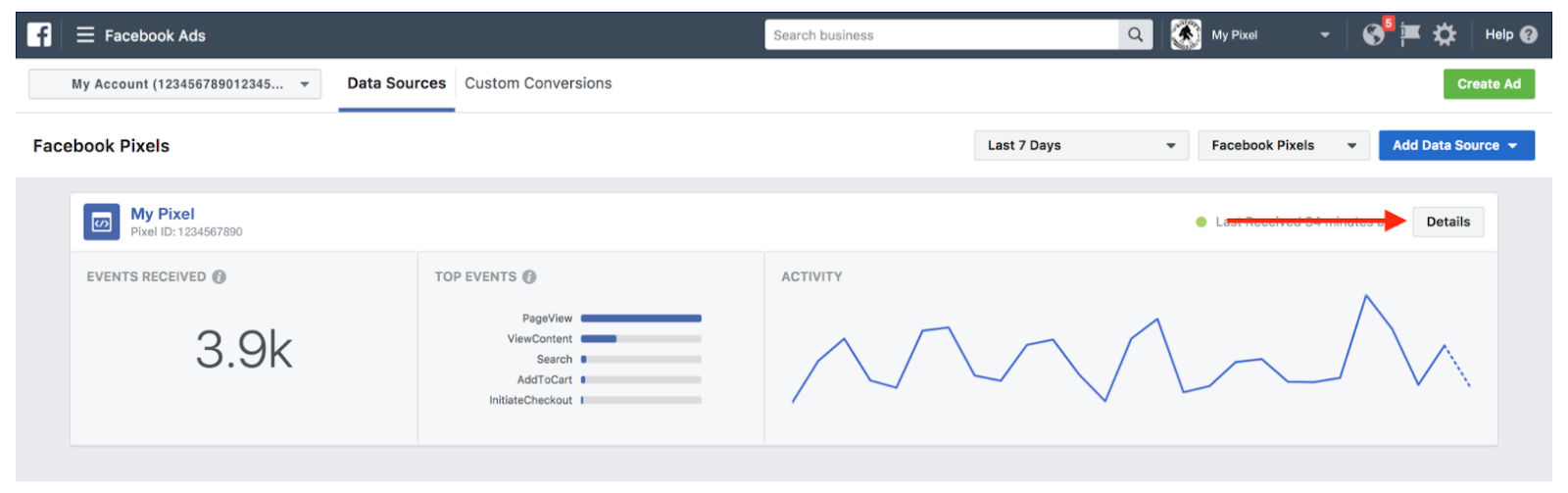 How to Use Events to Optimize Your Facebook And Google Ads 6