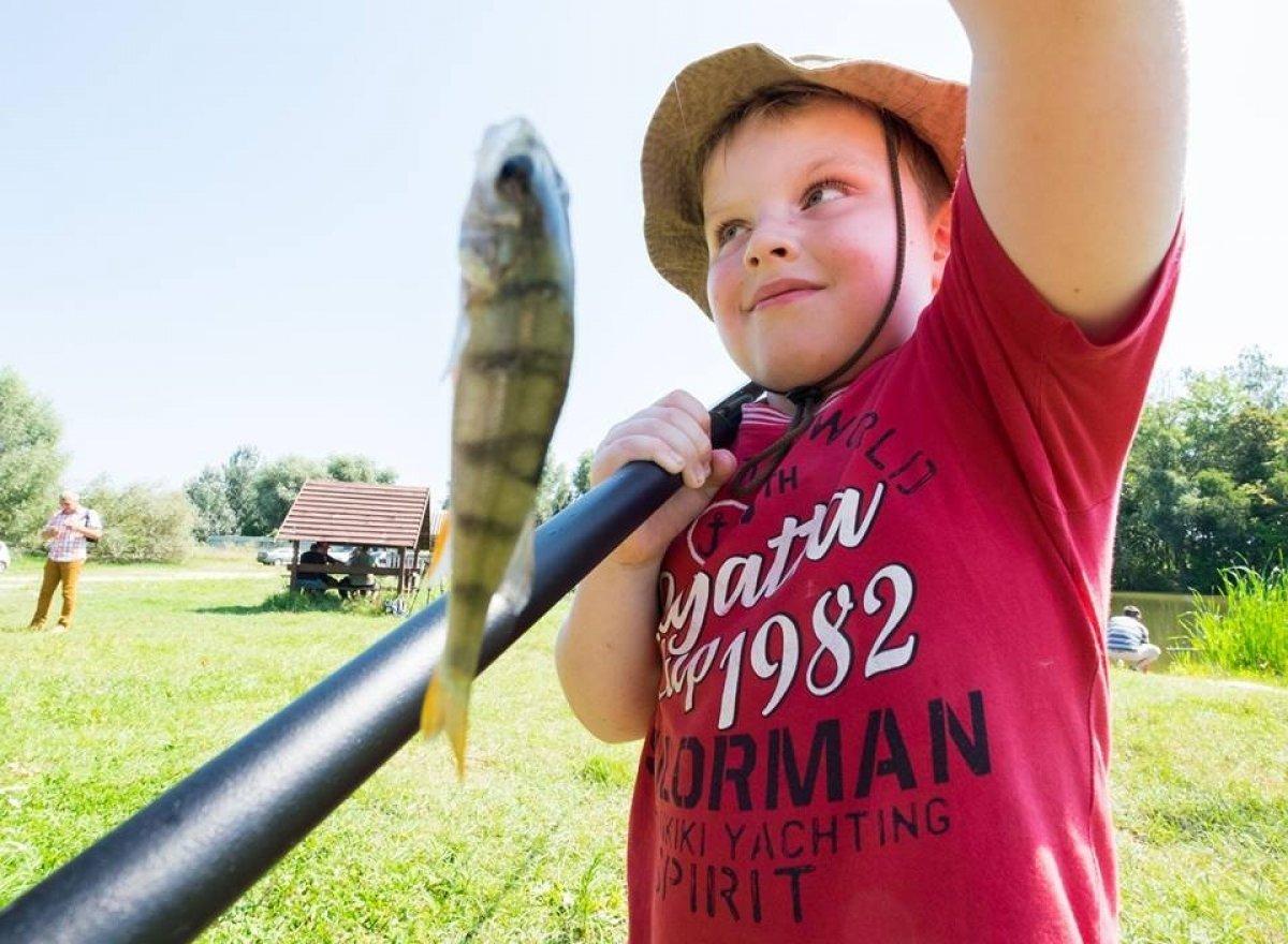 Риболовля для ветеранів АТО