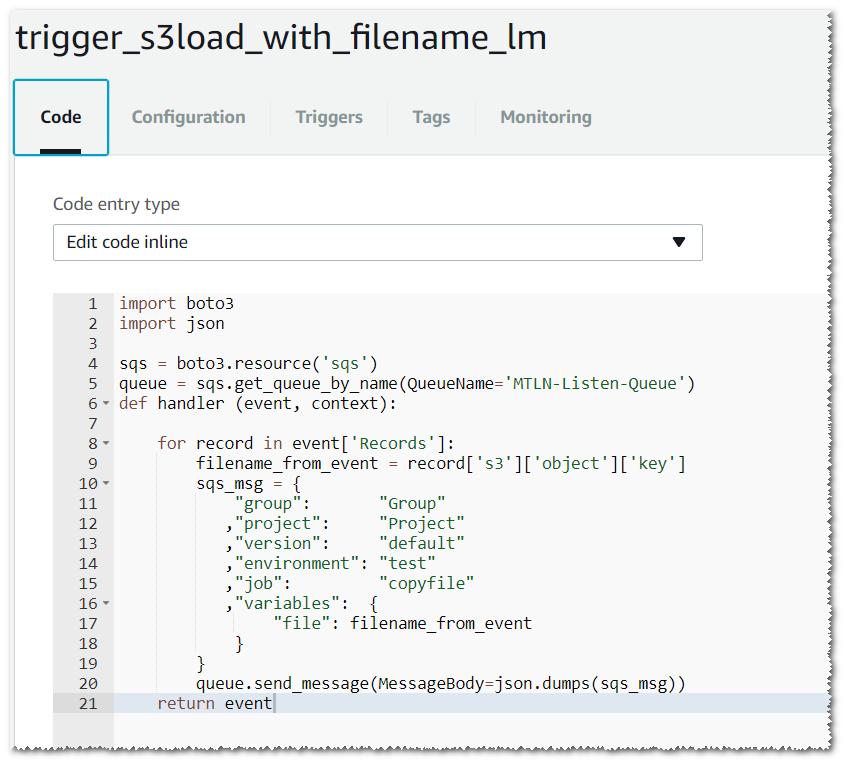 Adding Filename as a column to new Table