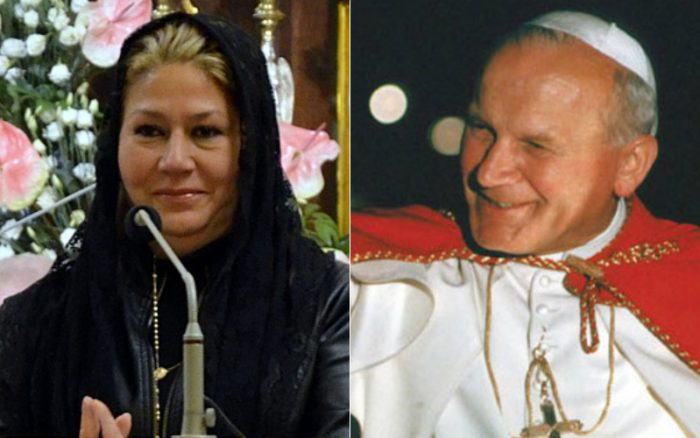 Những phép lạ ngoại thường dẫn đến sự tuyên phong Thánh cho Thánh Giáo hoàng Gioan Phaolo II