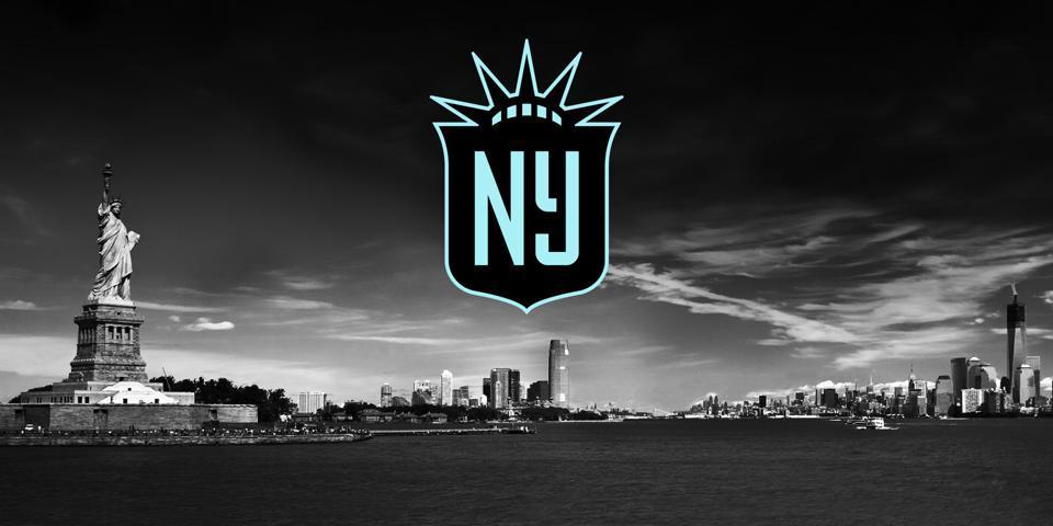 Gotham FC logo imagery.