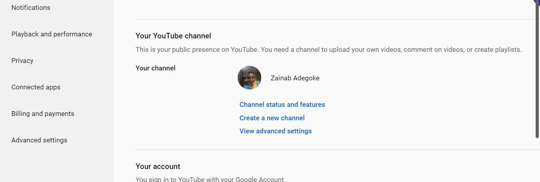 كيفية إنشاء قناة على اليوتيوب والربح منها How to create a youtube channel