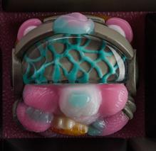 Artkey - Ursa - Cotton Candy
