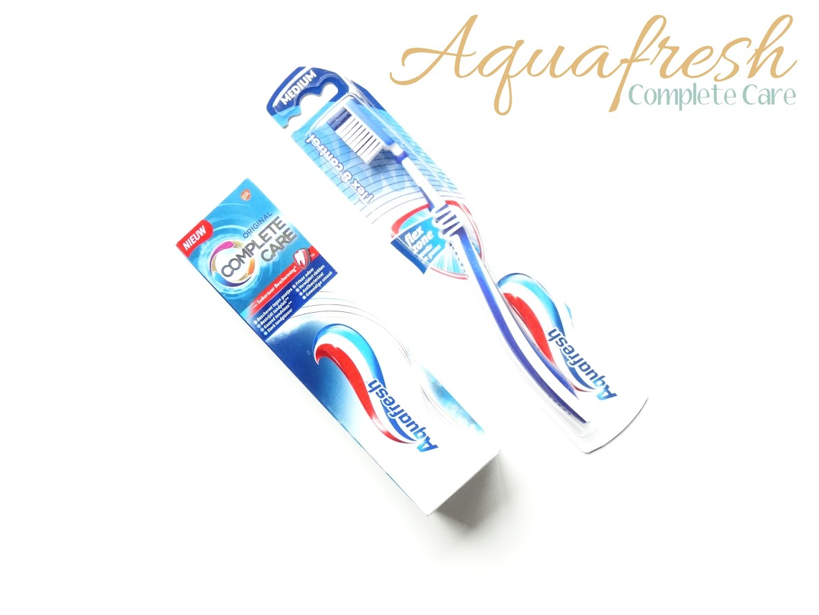 Aquafresh Complete Care Original