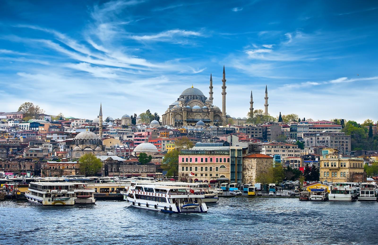 Горящие туры в Стамбул в Турции