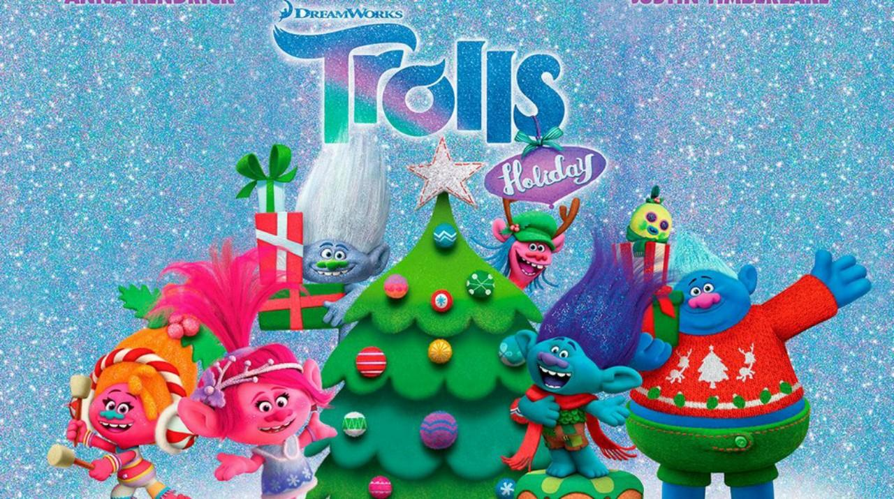 Trolls for your Christmas