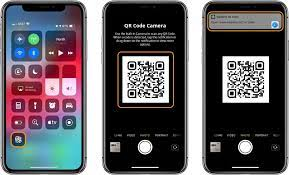 How to scan QR code on iPhone - Free QR Code Generator Online