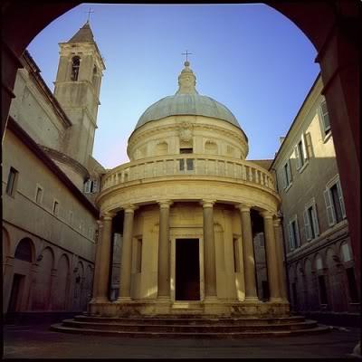 Tempietto San Pietro in Montorio