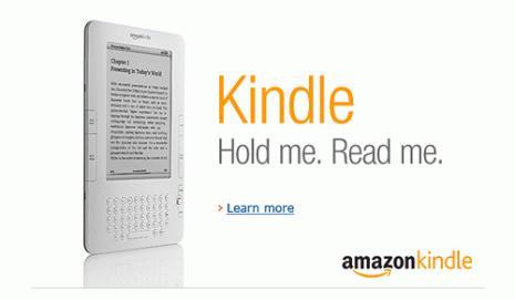 Kết hợp tiếp thị của Amazon Kindle