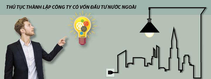 Các lĩnh vực kinh doanh được cho phép thành lập doanh nghiệp vốn nước ngoài