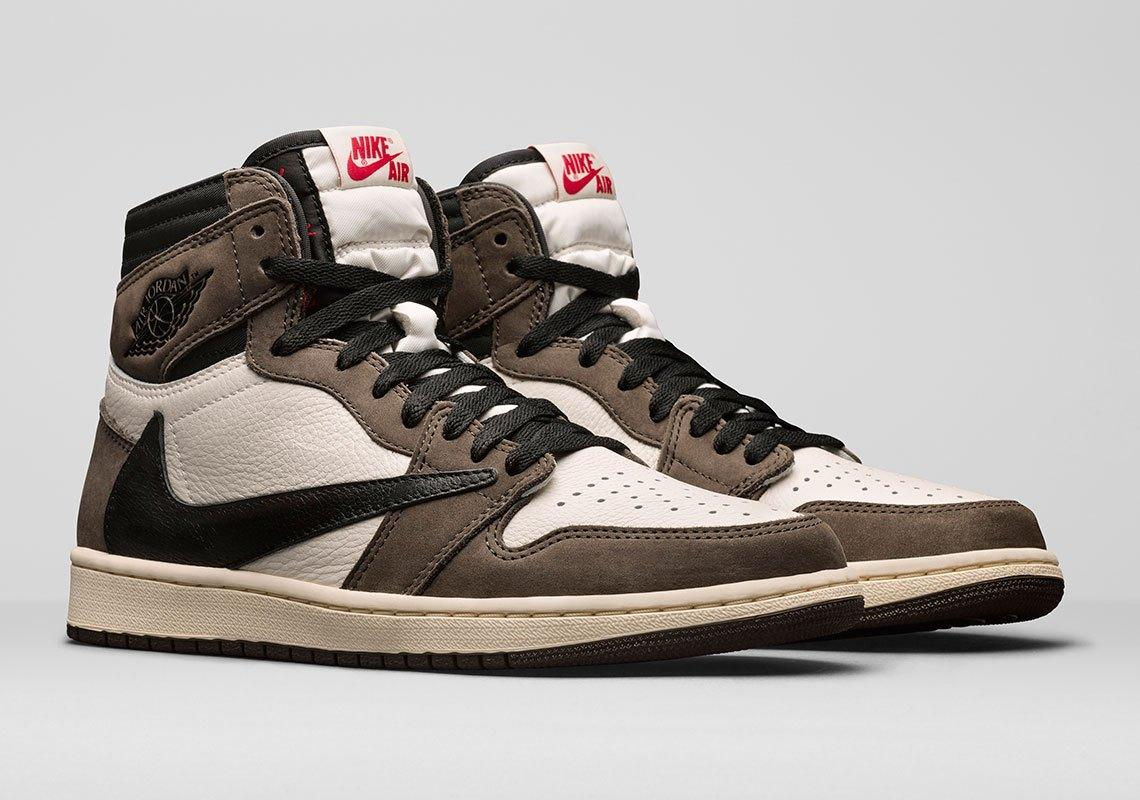 """Travis Scott x Air Jordan 1 High"" รองเท้าสุดแพงแถมยังหาซื้อยาก 05"