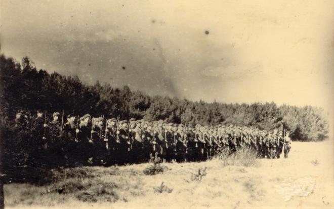 Відділ Месники-ІІ у 1946 році