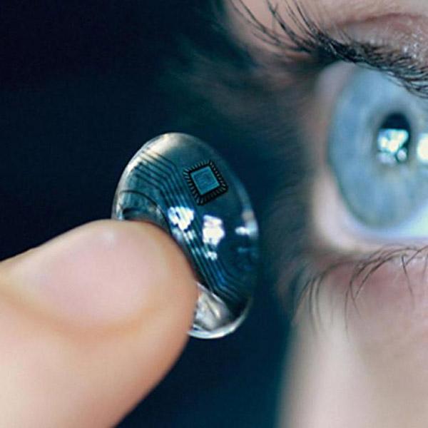 Resultado de imagen de lentes bionicas