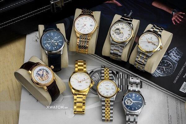 Top sản phẩm đồng hồ Thụy Sỹ được đón nhận