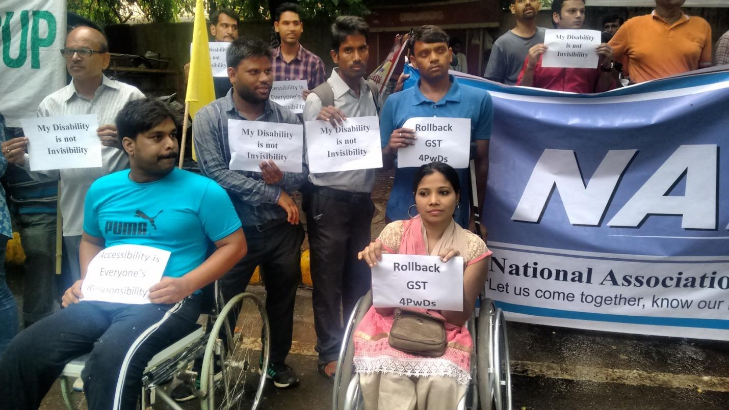 India - Disabling the Differently Abled