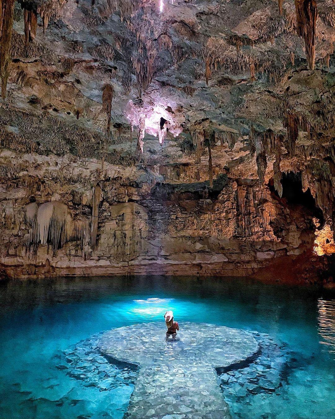 cenotes más importantes de Yucatán