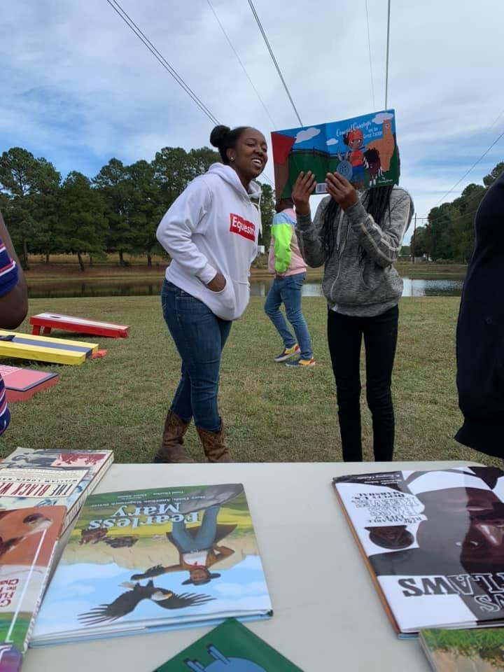 Saddle Up and Read Literacy Program