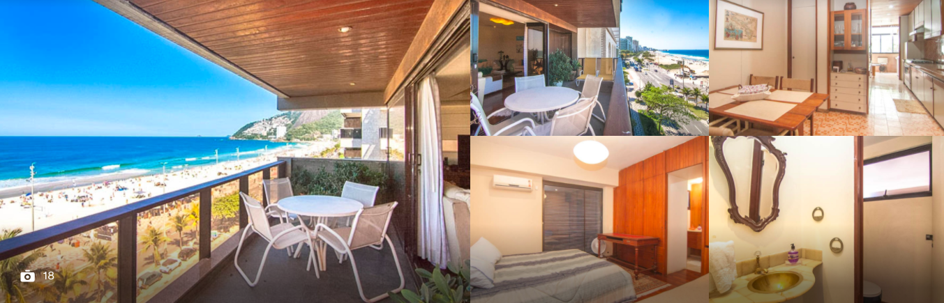 Quanto custa um apartamento no Leblon, no Rio de Janeiro? Confira essa e outras opções de apartamentos à venda na Loft!