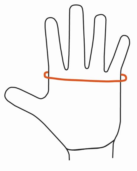 Maten hand