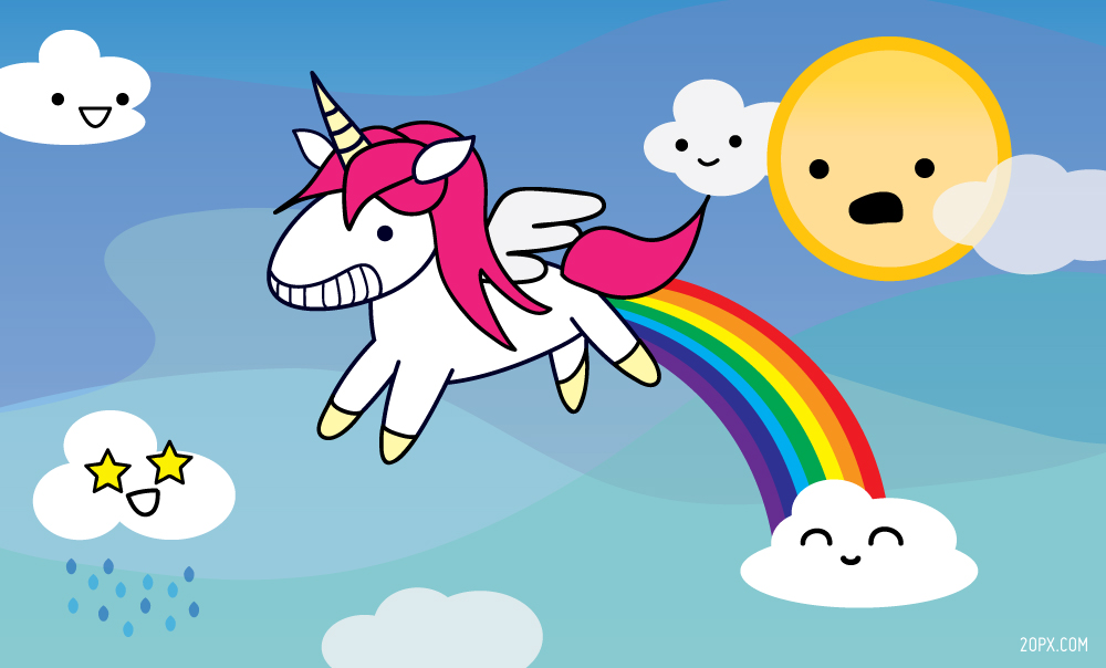 http://20px.com/wp-content/uploads/2013/02/unicorn_pooping_a_rainbow_20px.jpg