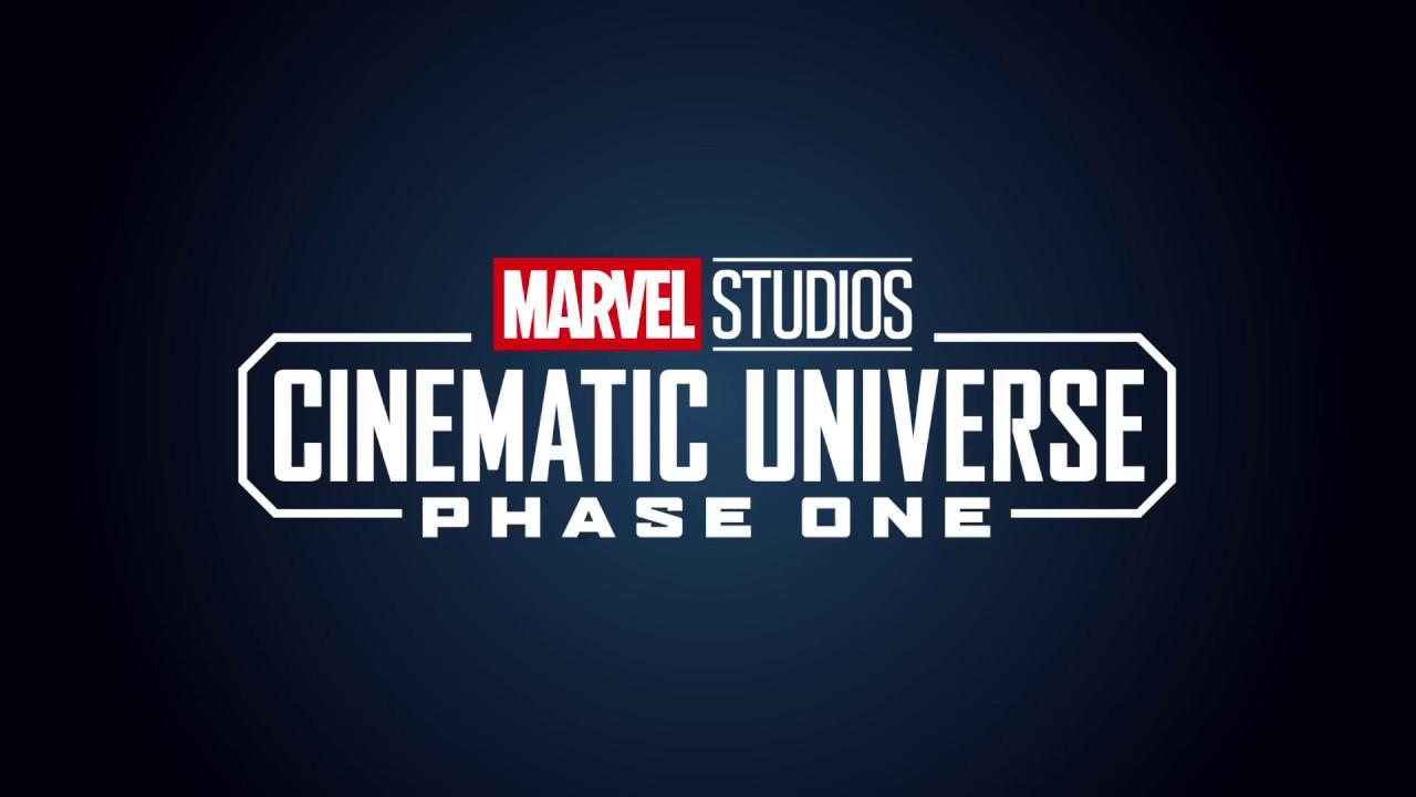 Marvel studios cinematic universe phase one