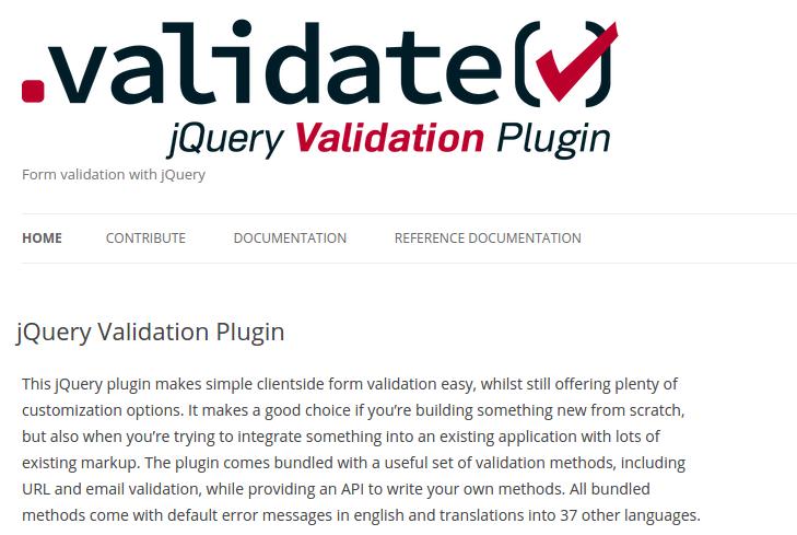 10 Useful JavaScript Form Validation Libraries - Evontech Blog