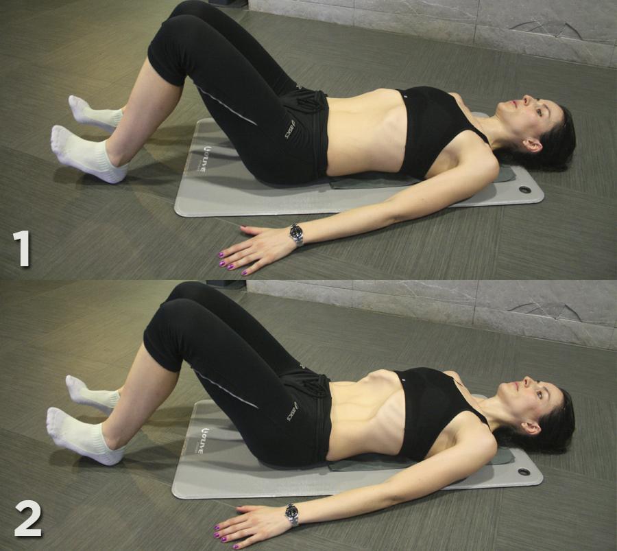 Resultado de imagen para ejercicios hipopresivos