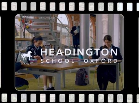 New promotional school video