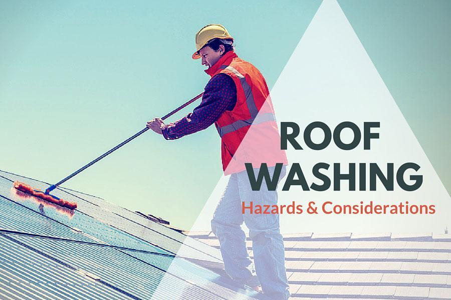 Step To FollowClean Roof Shingles