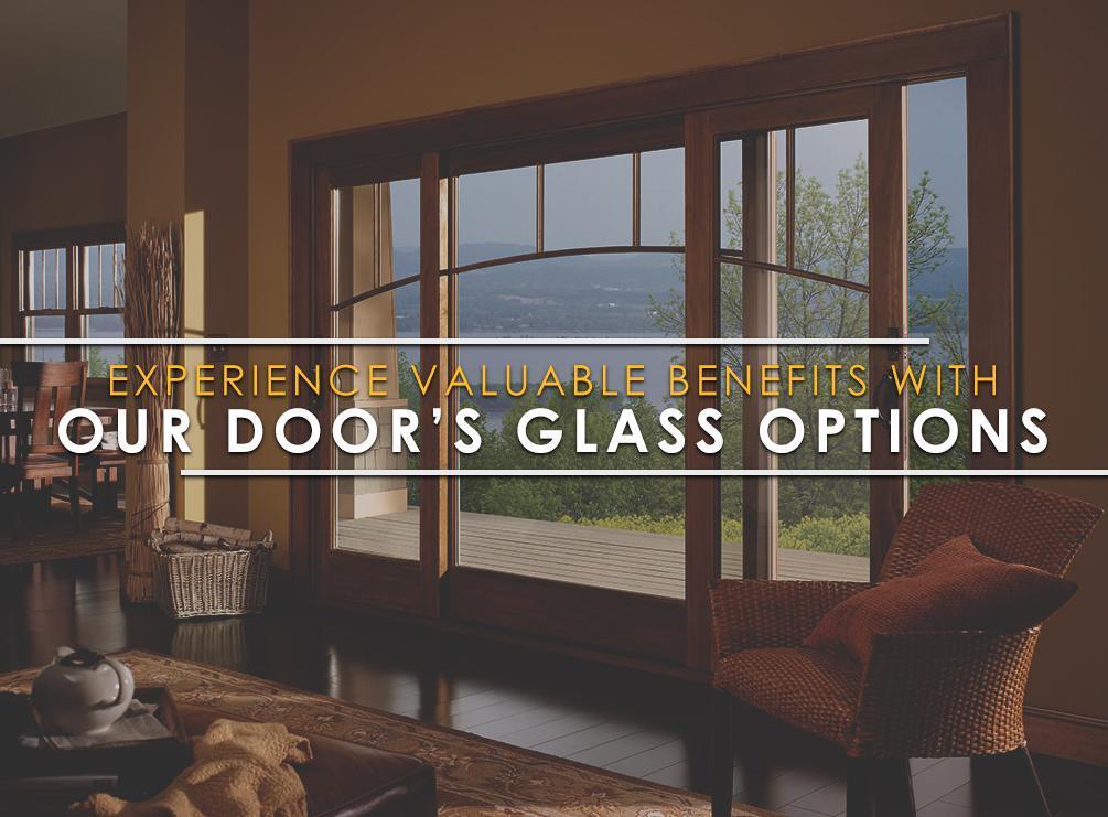 Door's Glass Options