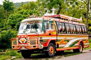 camionette - haiti