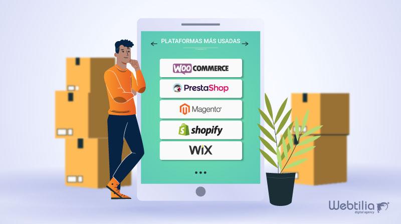 plataformas más usadas de ecommerce en peru