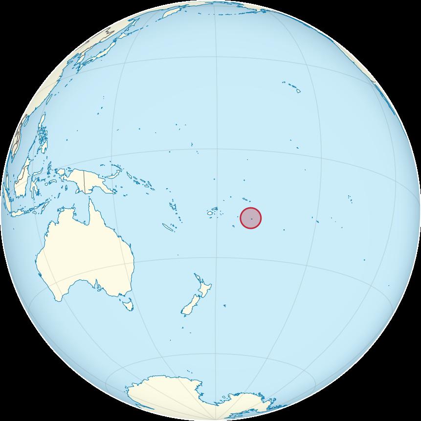 Pacific migration routes