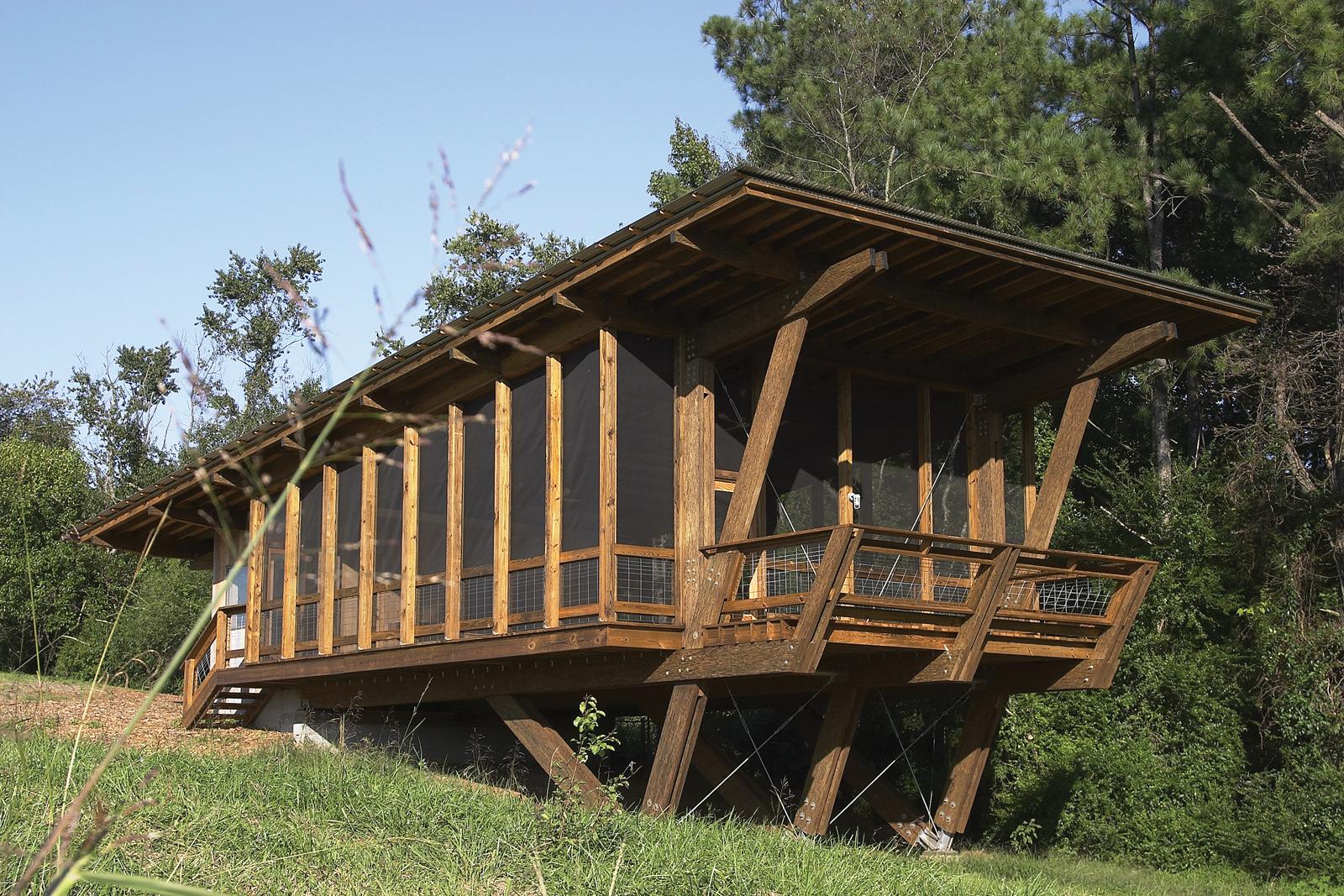 Prairie Ridge Ecostation Outdoor Classroom