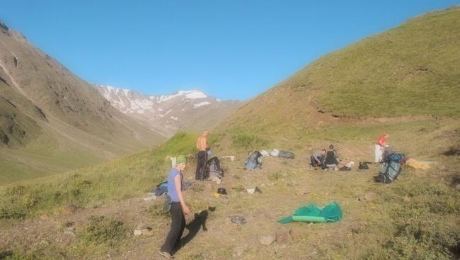 Отчет о горном спортивном походе 3 категории сложности по Центральному Кавказу