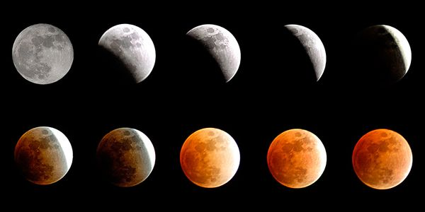 AstroSage Magazine: The last Lunar eclipse for the year 2013