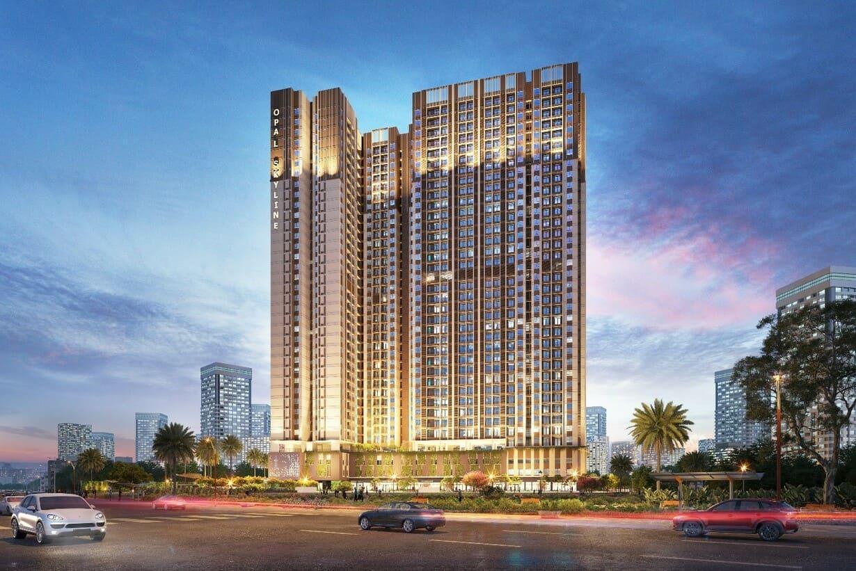 Opal Skyline trở thành nơi an cư và đầu tư sáng giá - Opal Skyline - Biểu  tượng mới của Thành phố Thuận An