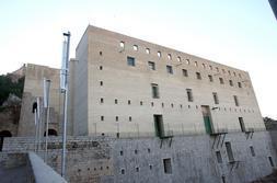 Resultado de imagen de contra escenario del  teatro romano de sagunto