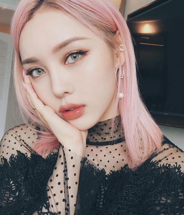 makeup hàn quốc