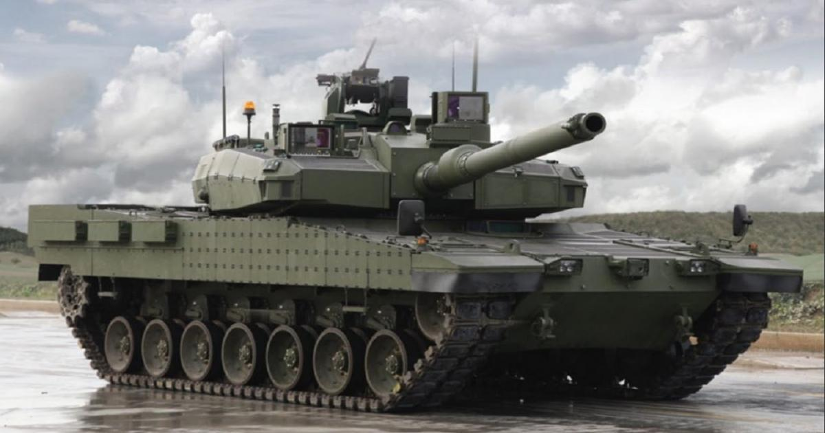 Turkey's ruling AKP blames Germany for delay in Altay tank production |  Ahval