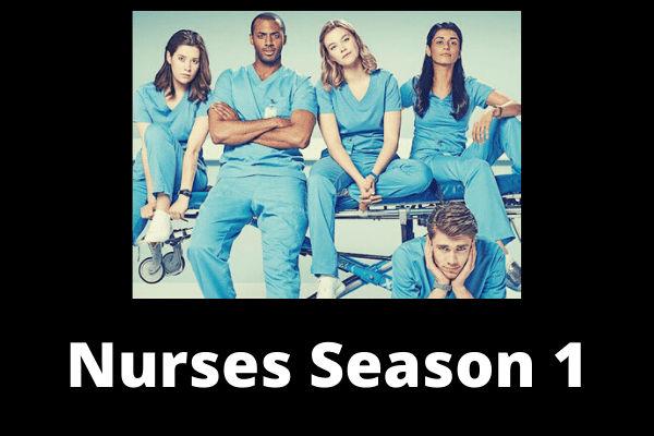 Nurses Season 1 poster
