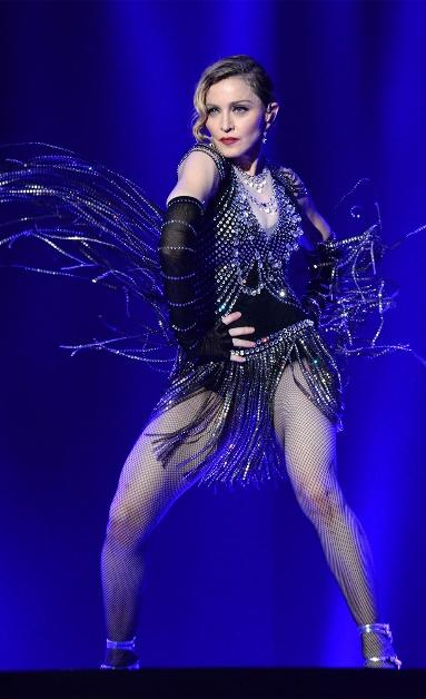 Madonna's Rebel Heart Tour | Crystals from Swarovski