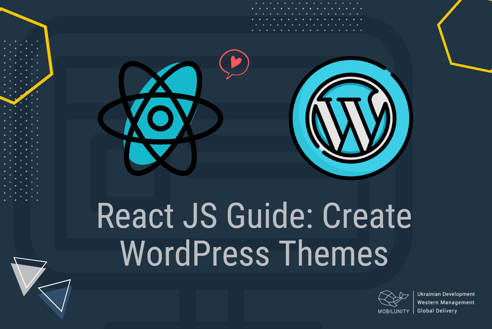 How to Create an Extremely Stylish WordPress Theme Using React Framework from UIGarage