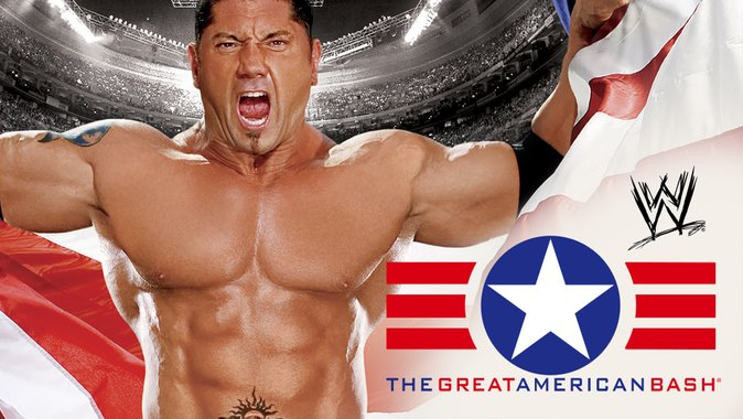 Póster de The Great American Bash 2006.
