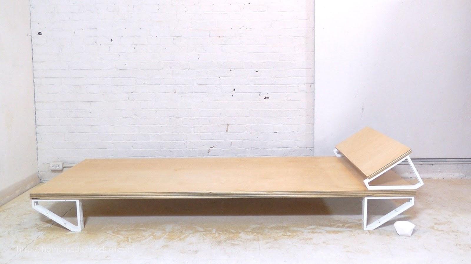 DIY 3-Tool Bed Frame